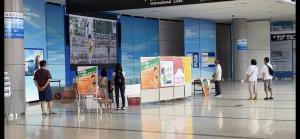 仙台空港イベントの様子